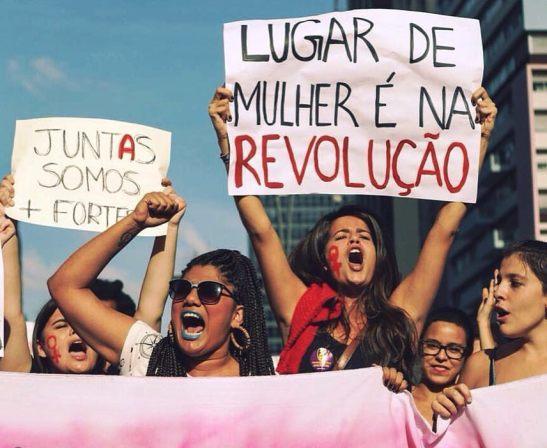 malica na revolução